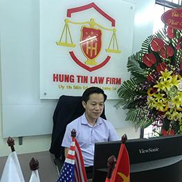 Luật sư Đỗ Mạnh Hủng